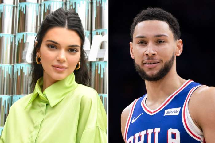 KUWK: Ben Simmons Thinks The 'Kardashian Curse' Is 'Nonesense' - Wants GF Kendall Jenner By His Side While Recovering From Injury!