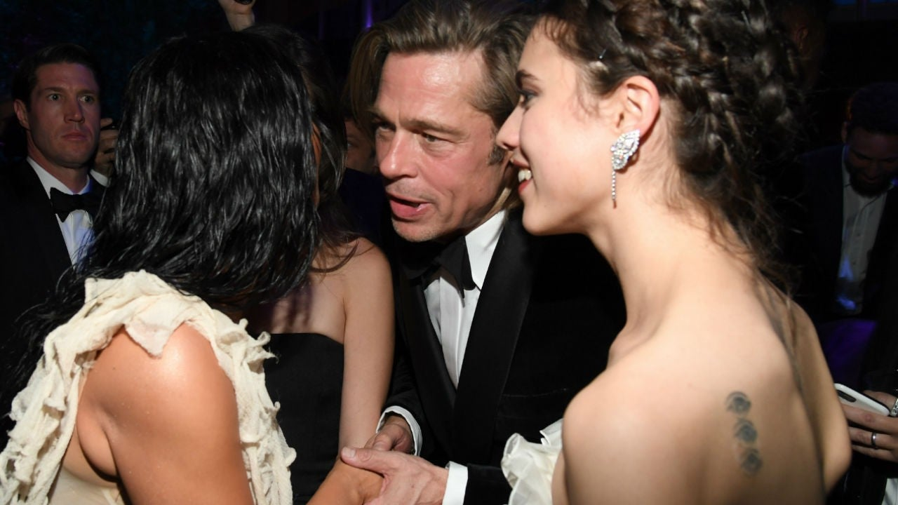 """""""kuwk-brad-pitt-and-kim-kardashian-have-a-sweet-chat-while-holding-hands-at-oscars-after-party"""""""