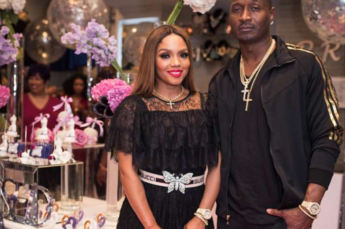 Rasheeda And Kirk Frost Exchange Romantic Messages For Valentine's Day