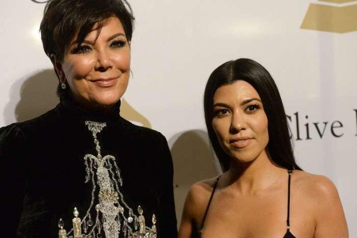 Kris Jenner Explains Why Kourtney Kardashian Is Back On KUWK And The Reason Is Really Sweet!