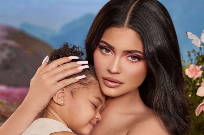 Kylie Jenner Posts Emotional Message And Gorgeous Photos For Her Daughter, Stormi Webster's Birthday