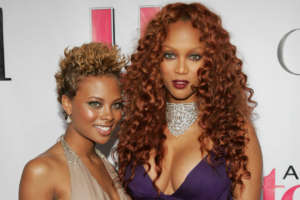 Eva Marcille Praises Tyra Banks - See The Gorgeous Photo She Chose To Share
