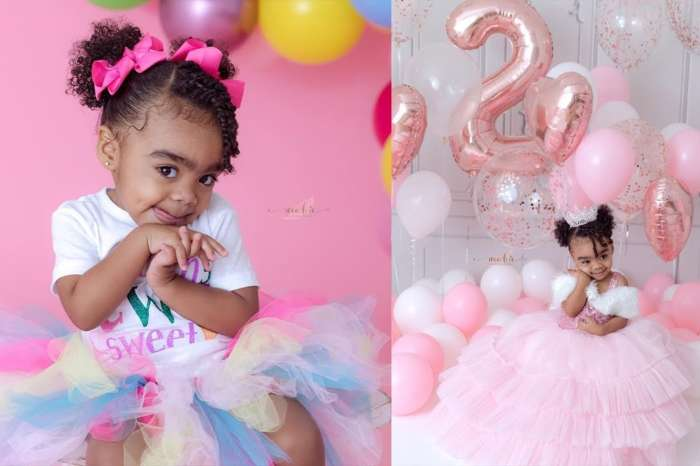 Toya Johnson's Daughter, Reign Rushing Had The Best Time At Her Birthday Party - See Her Laughing And Dancing With Minnie Mouse!