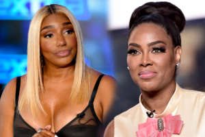 NeNe Leakes Believes That Nemesis Kenya Moore Has Been Trying To Make Her Into 'A Villain' On RHOA - Here's Why!