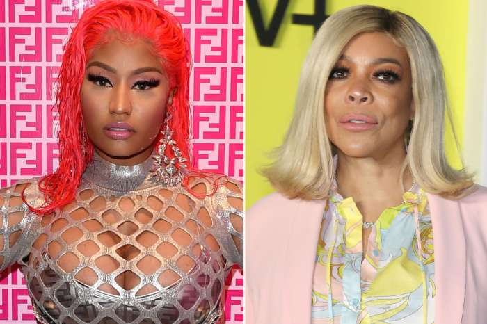 Wendy Williams Throws Shade At 'Mrs. Petty' Nicki Minaj After Her Ex Safaree Becomes A Dad