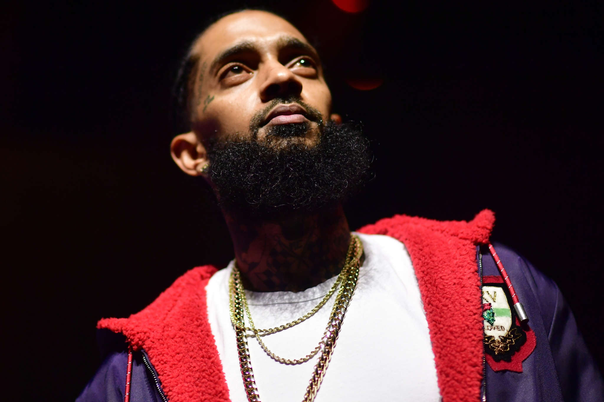 Nipsey Hussle's Company Marathon Films Says They Are In Negotiations With Netflix For A Documentary