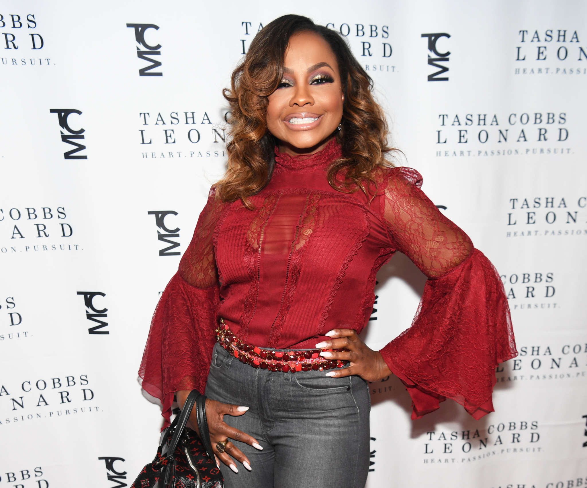 Phaedra Parks Documents Her New Orleans Trip With A Clip