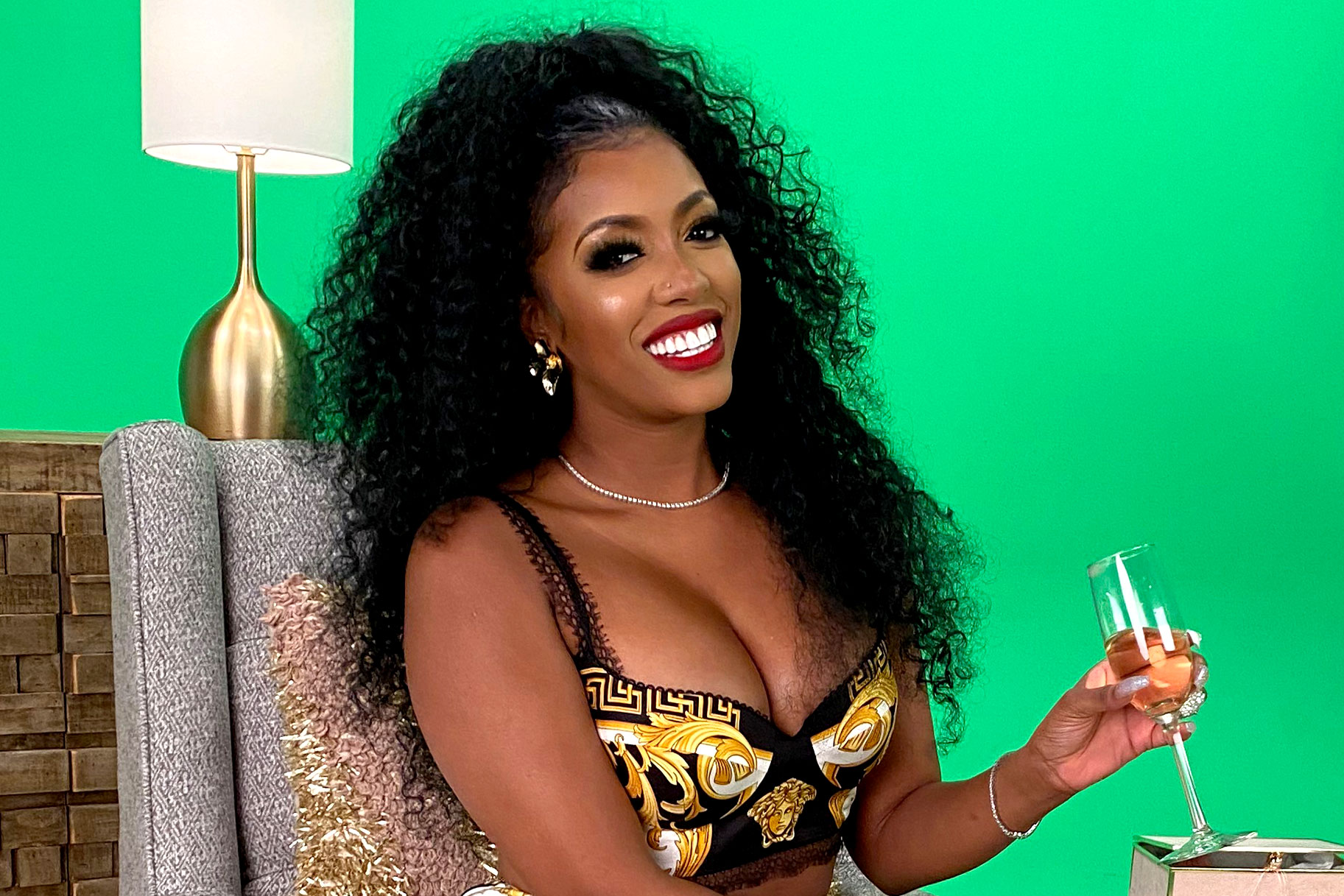 Porsha Williams's Fans Get Excited To See Their Favorite Star Acting - Movie Alert