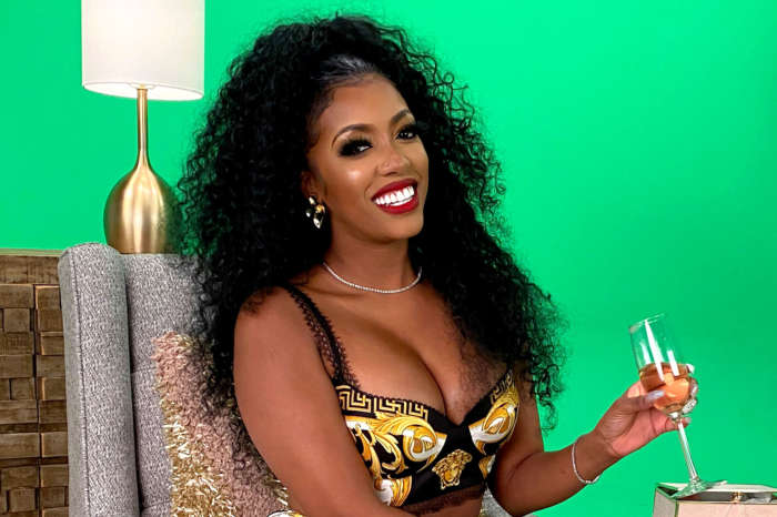 Porsha Williams Knows Exactly How You Can Get Pampered For Valentine's Day