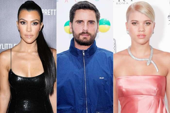 Scott Disick Finally Follows Girlfriend Sofia Richie On Instagram After She Unfollows His Ex Kourtney Kardashian!