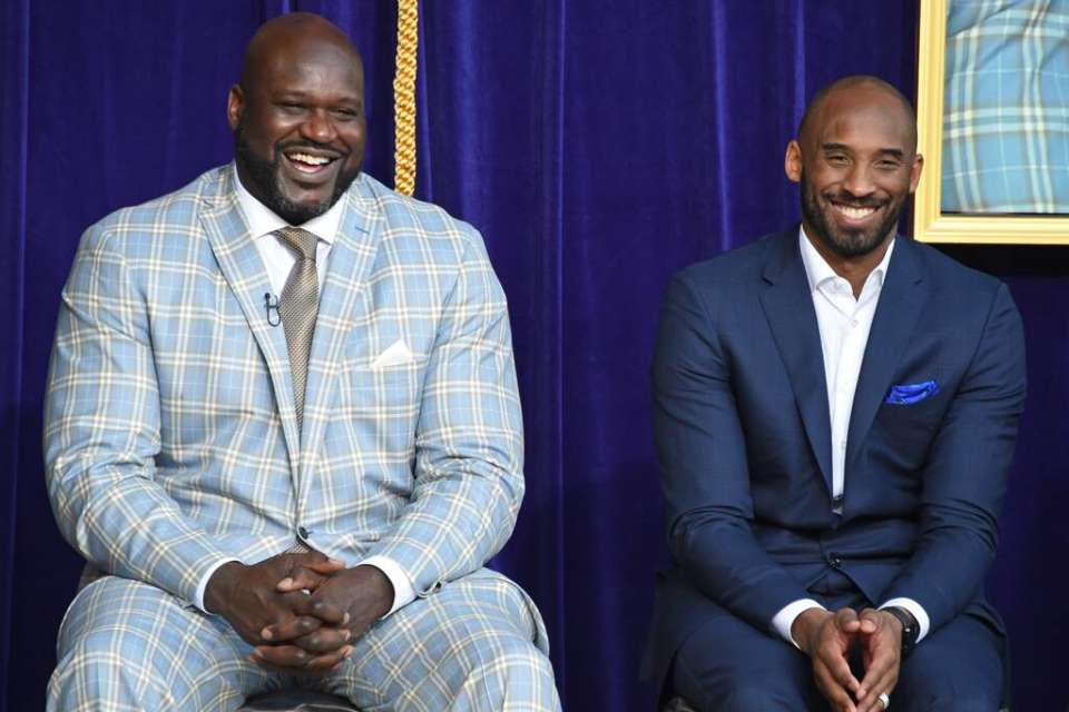 Shaquille O'Neal Recalls His Favorite Memories With Kobe Bryant Both On Court And Off!