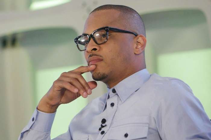 T.I. Was Just Honored As A 'Dream In Black Future Maker'