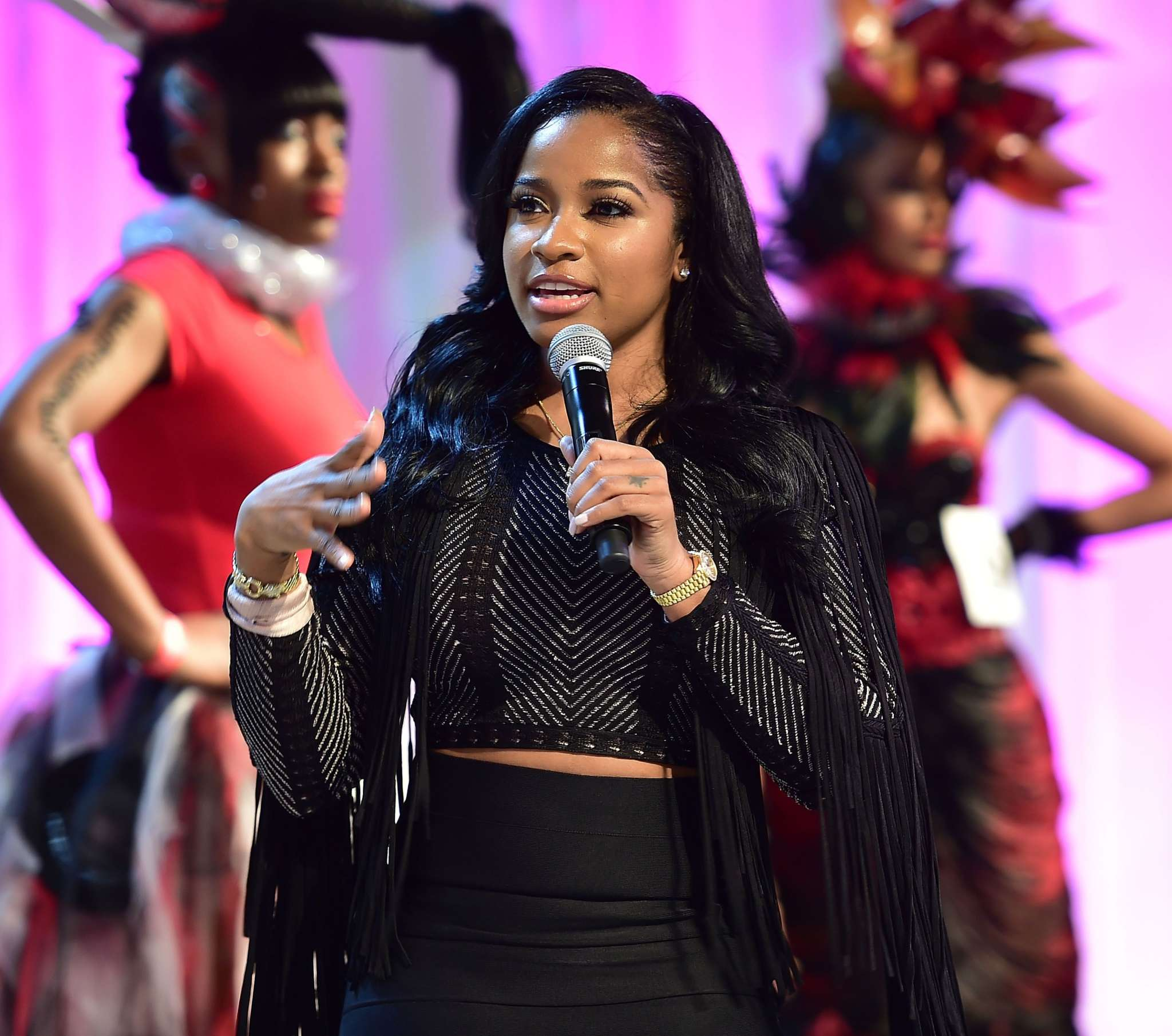 Toya Johnson's First Double Dutch Competition Was A Huge Success!