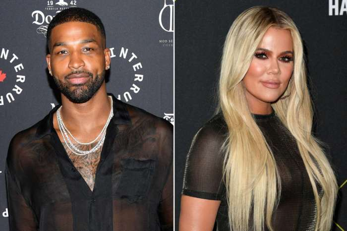 KUWK: Khloe Kardashian Praises 'Great Person' Tristan Thompson And Reveals Just How Much He 'Loves' Daughter True!