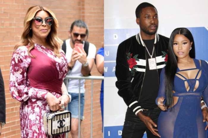 Wendy Williams Slams 'Grown People' Nicki Minaj And Meek Mill For Their Explosive Drama On Social Media