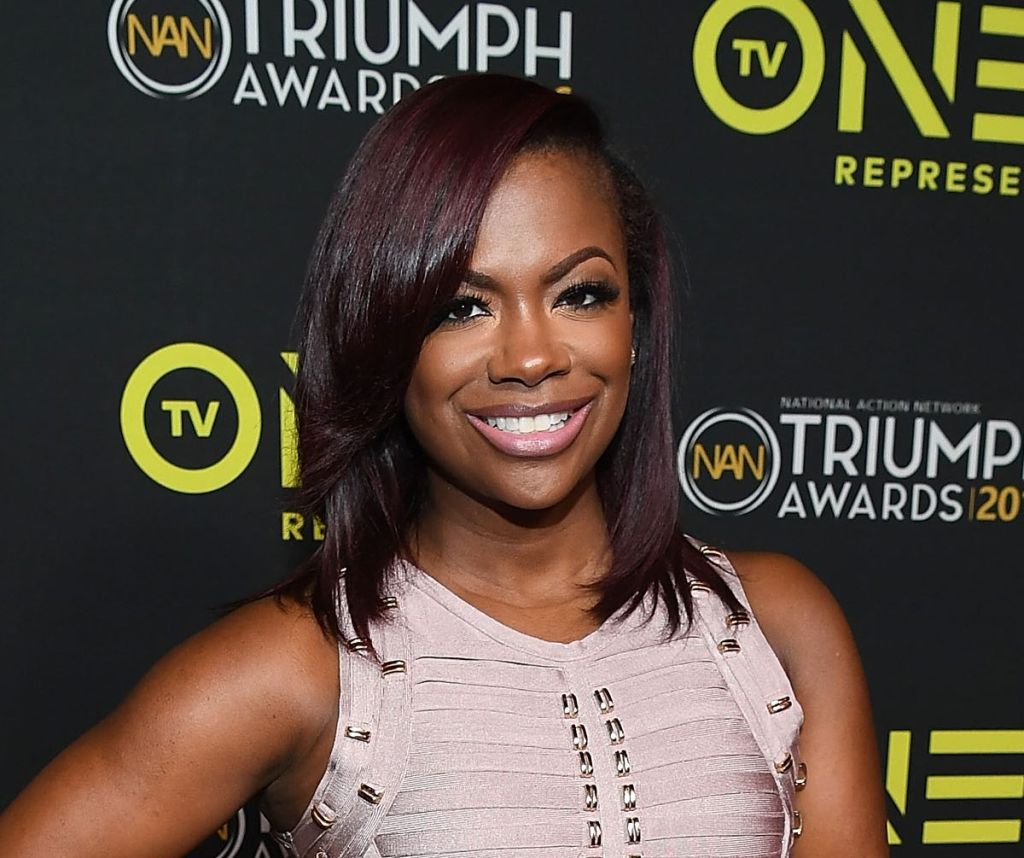 Kandi Burruss' Kids Get A Visit From Their Grandparents - Check Out The Sweet Pics