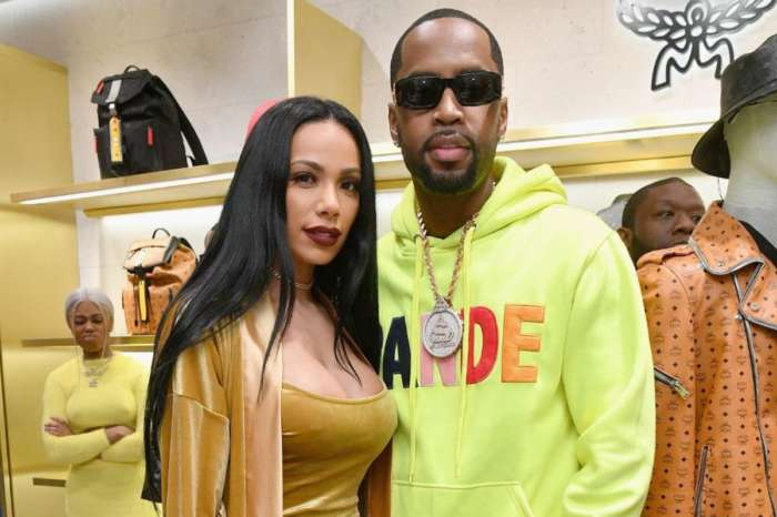Safaree And Erica Mena Step Out For The First Time In Months - Check Out Their Photo