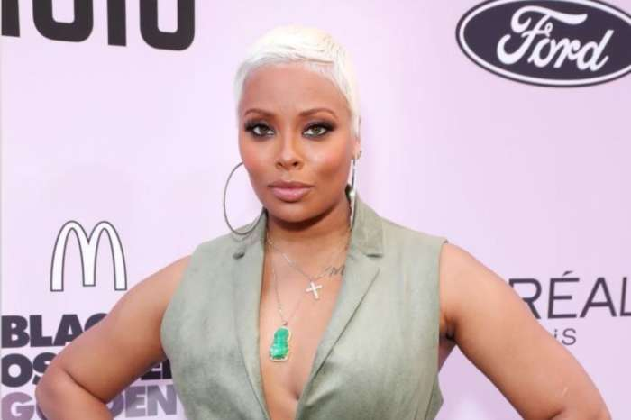 Eva Marcille Poses With Her Cousin And Praises Family