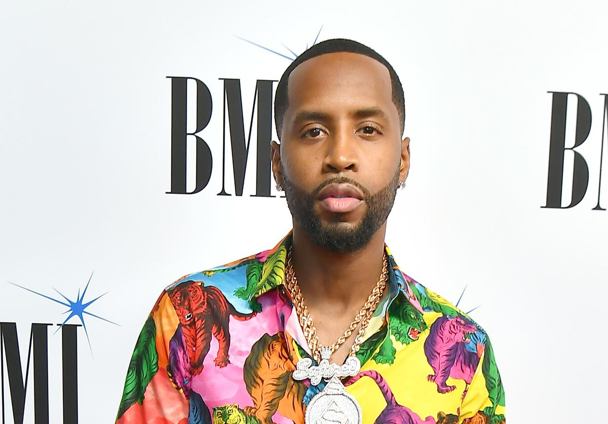 Safaree Shares A Helpful Solution For Immunity With Fans