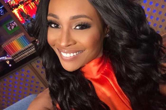 Cynthia Bailey Dances In Her Kitchen, Flaunting A Natural Makeup-Free Look