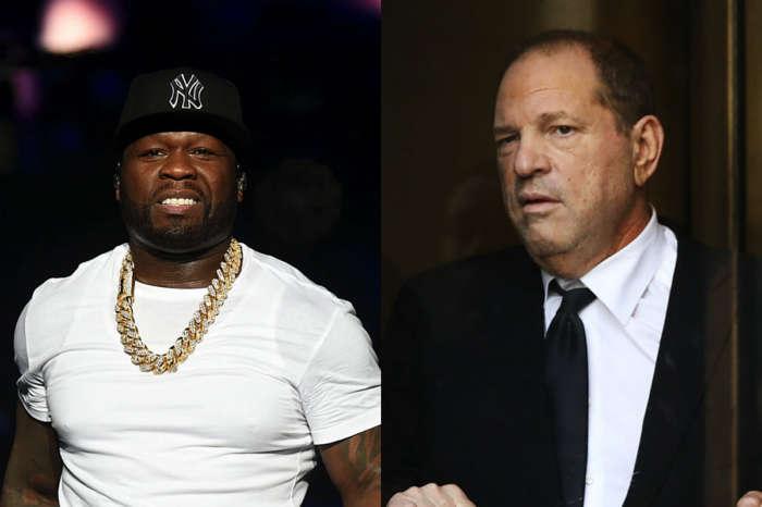 50 Cent Reacts Following Harvey Weinstein's Sentence