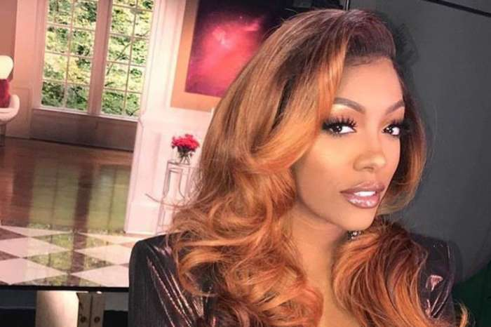 Porsha Williams Is Updating Fans On Her Favorite Movies These Days