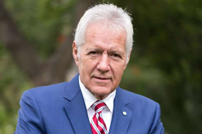 Alex Trebek Gives Update 1 Year After His Cancer Diagnosis