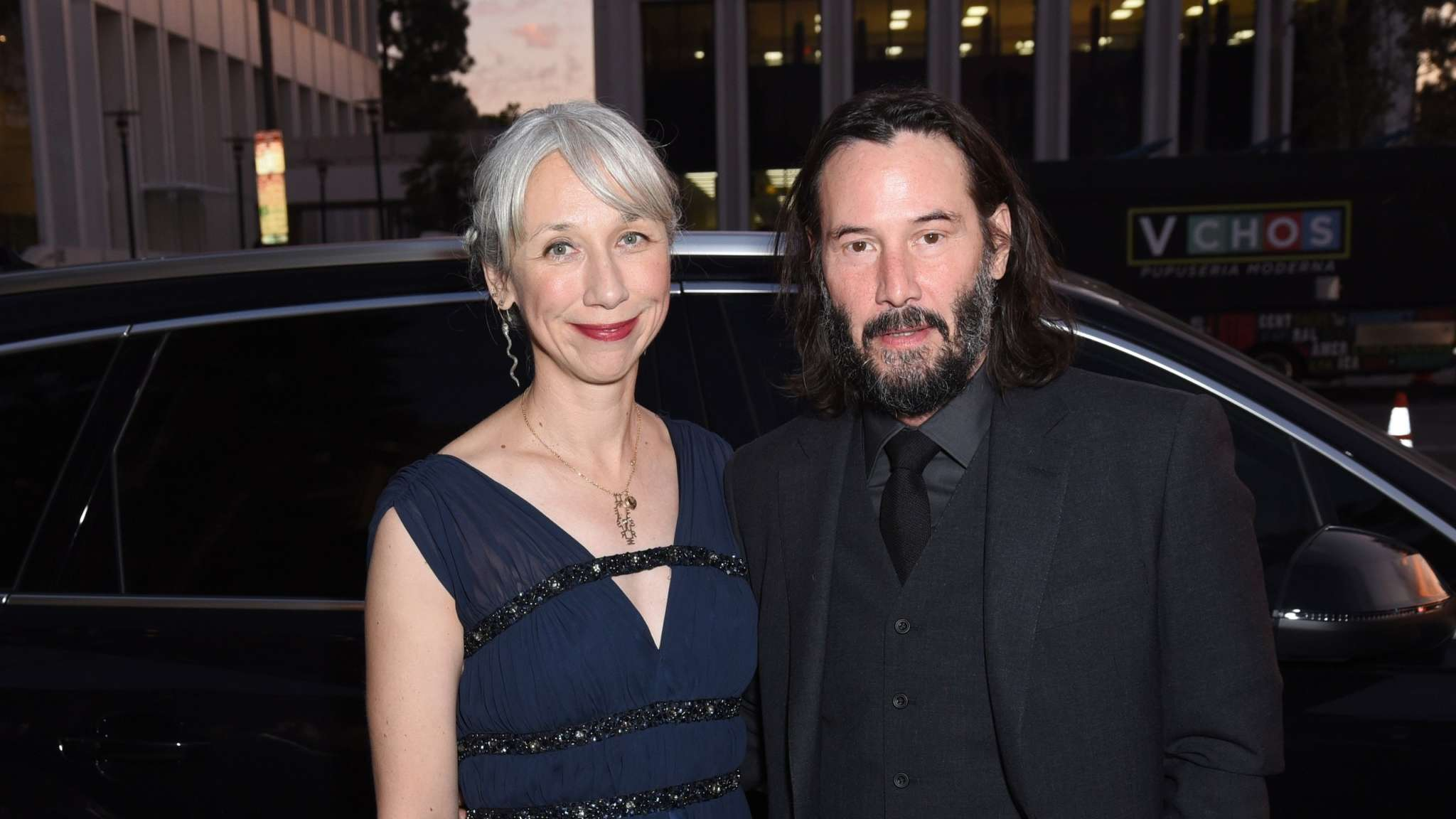Keanu Reeves' girlfriend Alexandra Grant's phone blew up after relationship went public