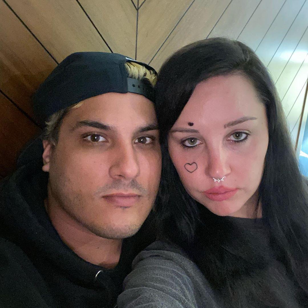 Amanda and Paul