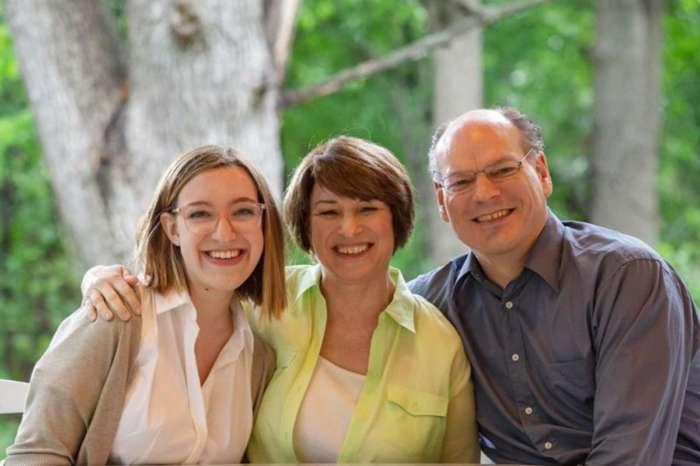 Senator Amy Klobuchar's Husband John Bessler Coughs Up Blood, Has Coronavirus — Is Hospitalized