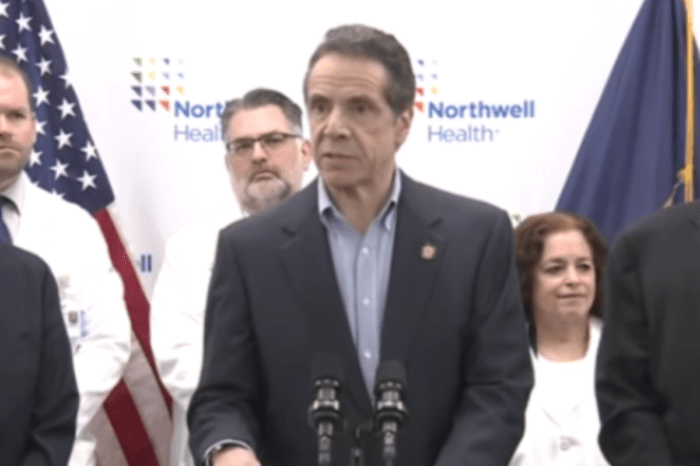 Andrew Cuomo Slams Donald Trump Over Lack Of Coronavirus Tests As New York Cases Hit 105