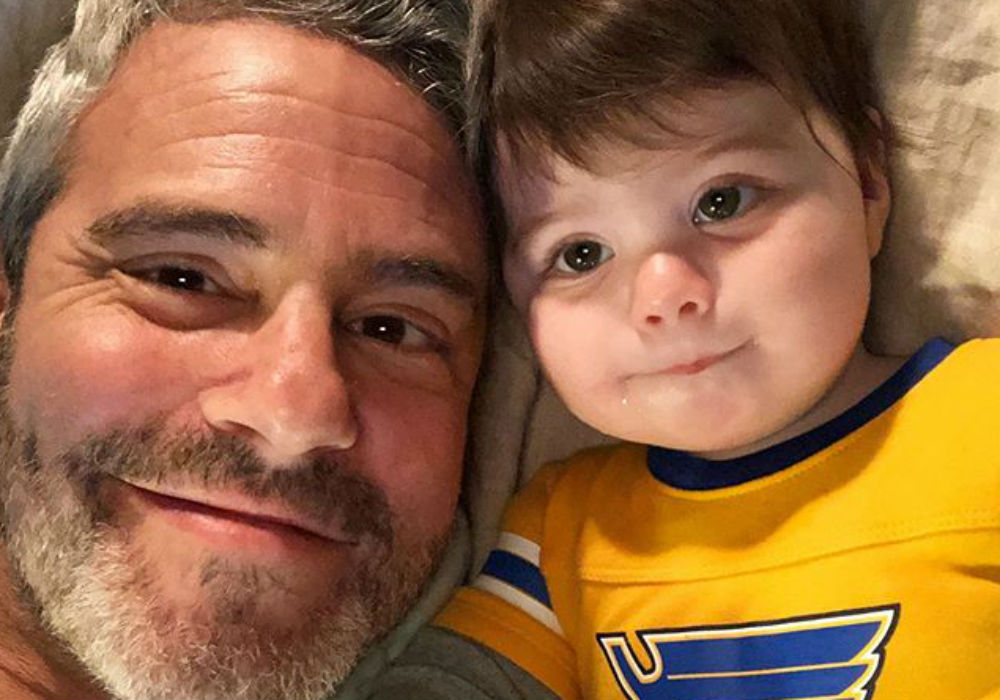 Andy Cohen Shares Son Ben's First Steps Just Days After He Celebrates His First Birthday