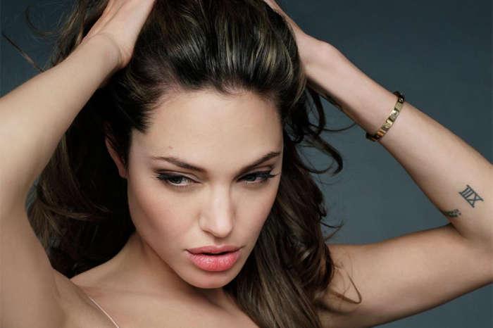 Angelina Jolie Packs Up On Groceries Amid Coronavirus Panic