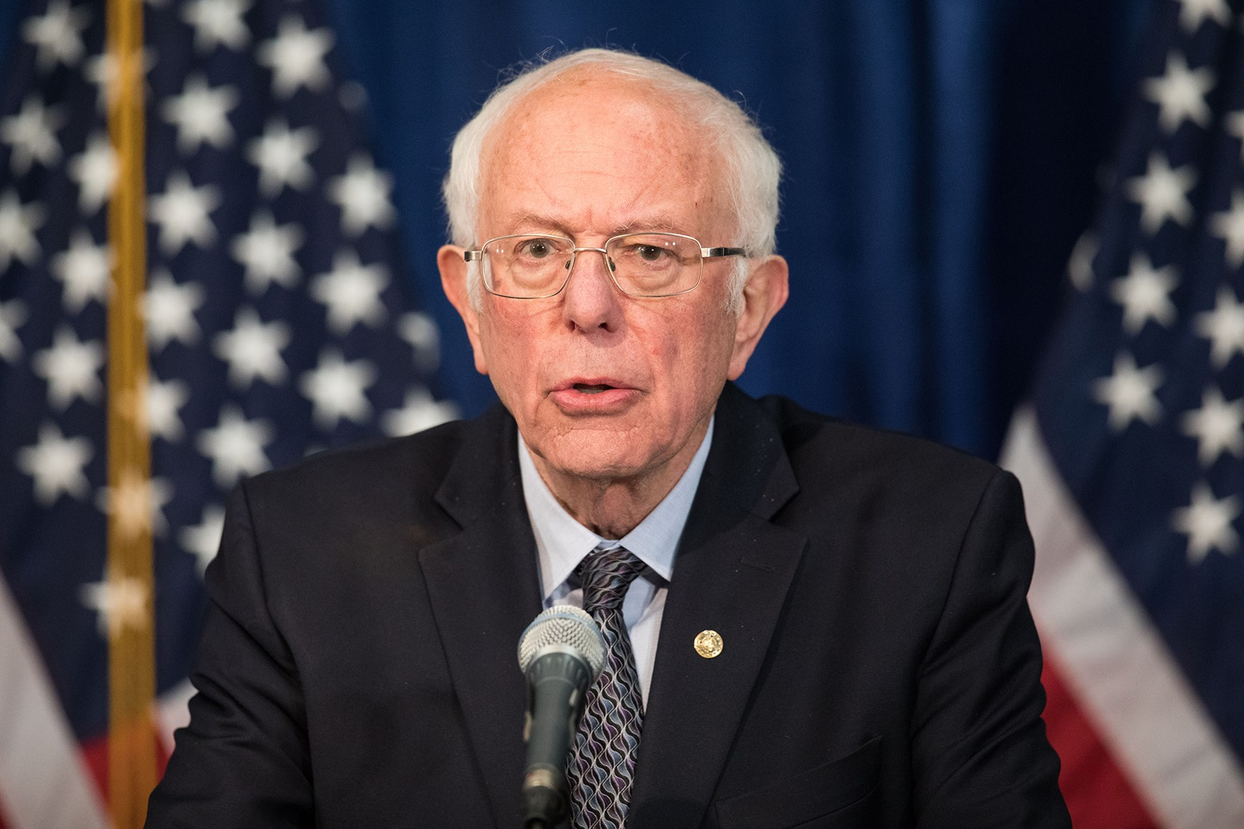 Bernie Sanders Joe Biden Coronavirus
