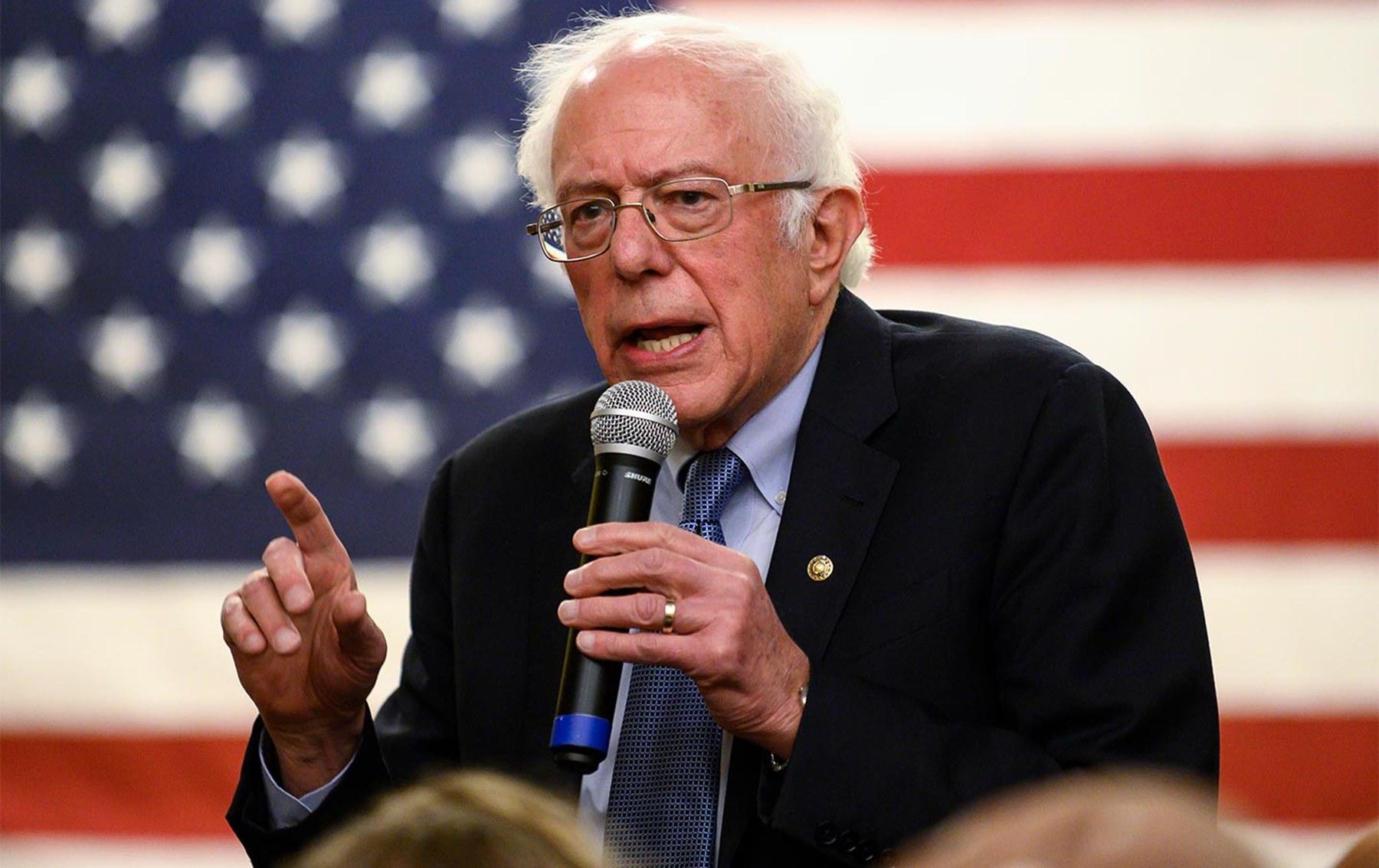 Bernie Sanders Joe Biden Michigan