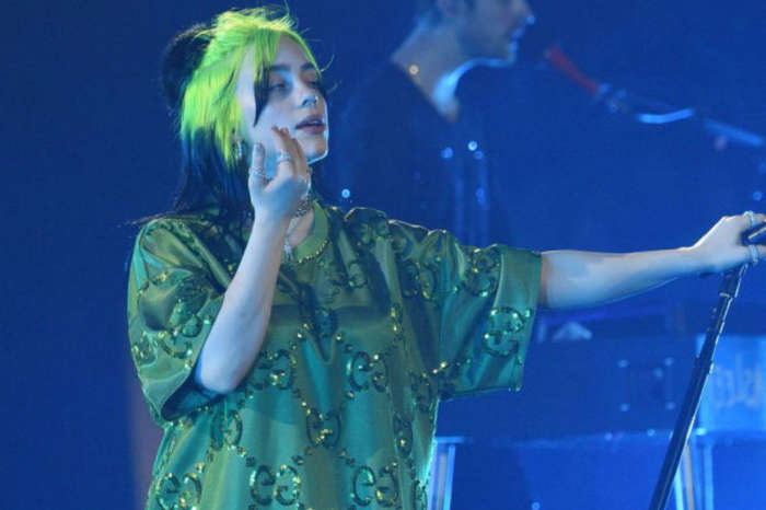 Billie Eilish Strips Down To Her Bra During Concert To Protest Body Shaming
