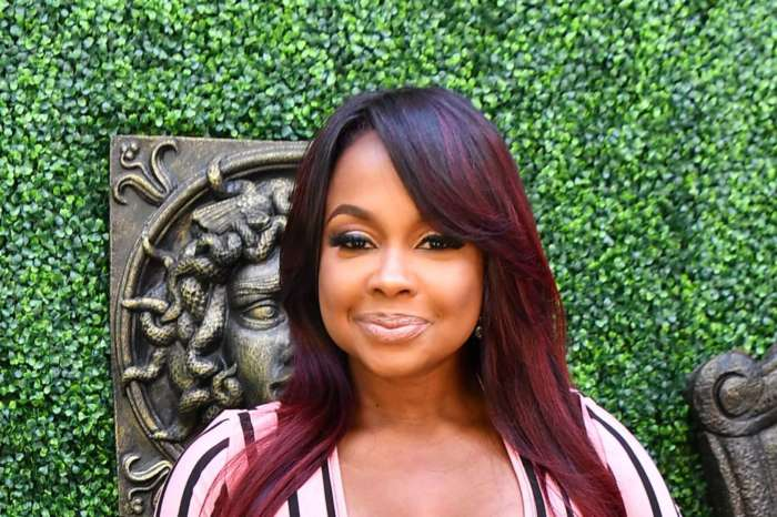 Phaedra Parks' Fans Admire Her As A Mother - See The Photo That She Shared On Her Social Media Account