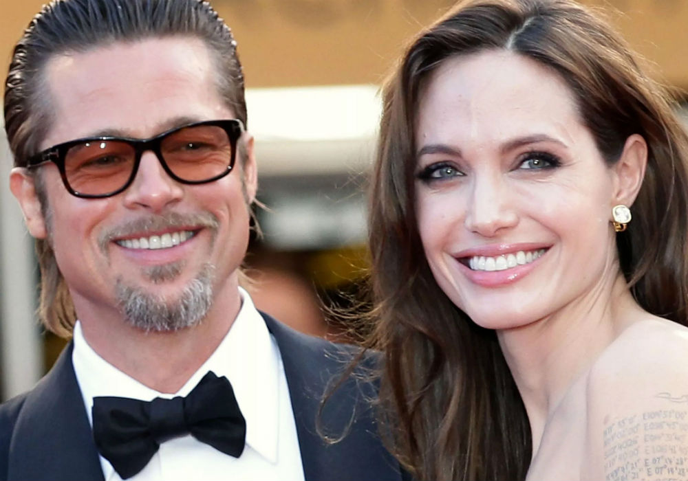 Brad Pitt & Angelina Jolie Are Back In Court Over Custody Of Their Children