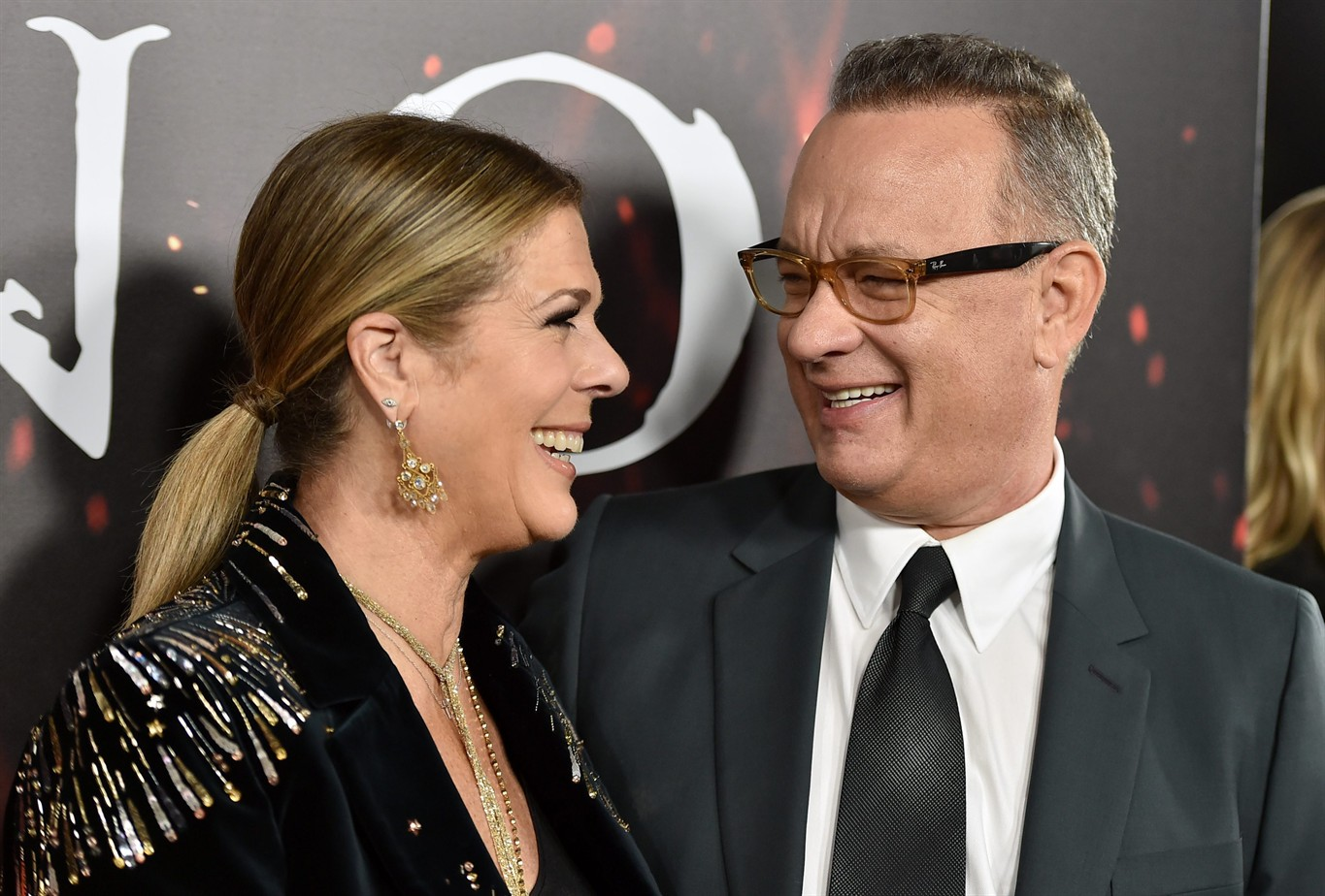 Tom Hanks And Rita Wilson Update: The Couple Returns To The U.S.