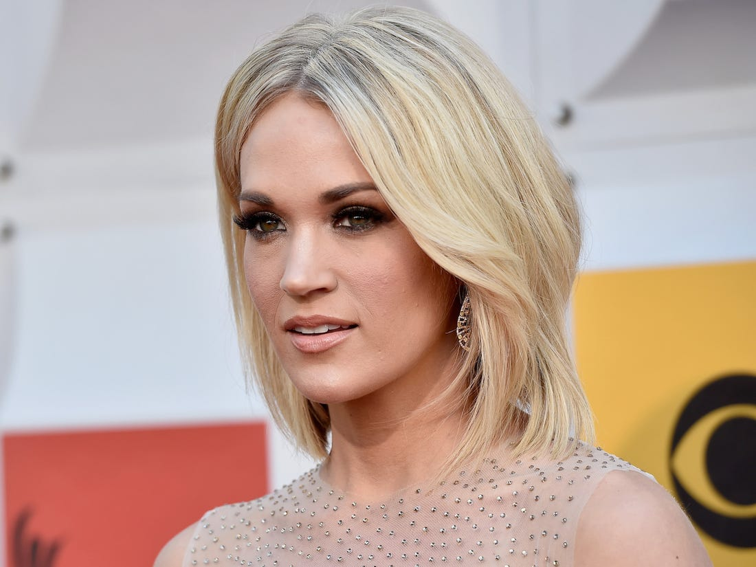Carrie Underwood says post-'American Idol' body shaming led to strict diet