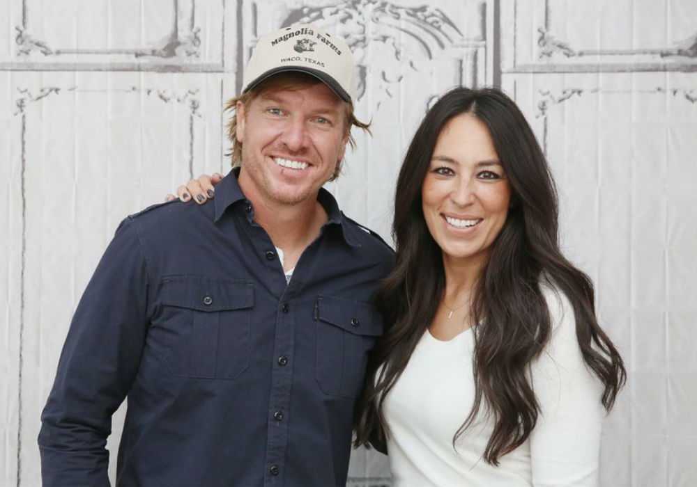 Chip & Joanna Gaines Reveal New Show For Their Magnolia Network