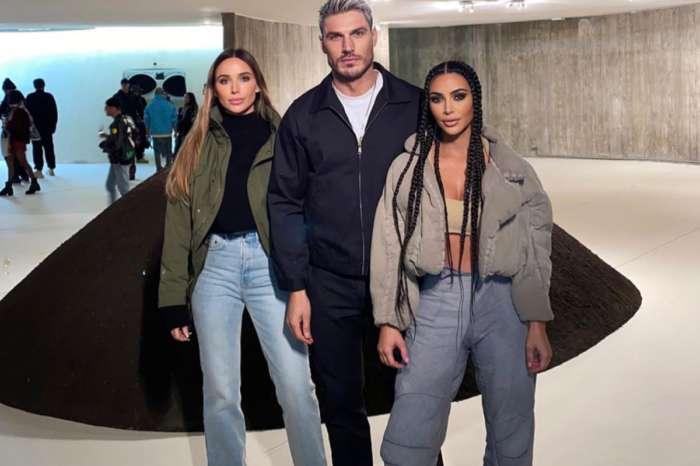 Chris Appleton Went To Town On Kim Kardashian's Hair For Paris Fashion Week