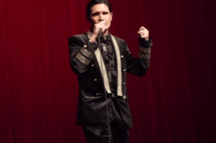 Watch Corey Feldman Address Crowd After Explosive My Truth: The Rape Of 2 Coreys Premiere — Full Video