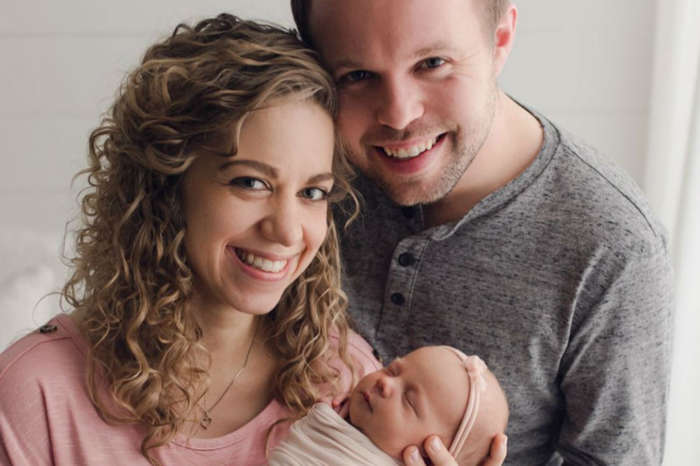 Counting On - John David & Abbie Duggar Share New Photo Of Baby Grace And Fans Can't Get Enough