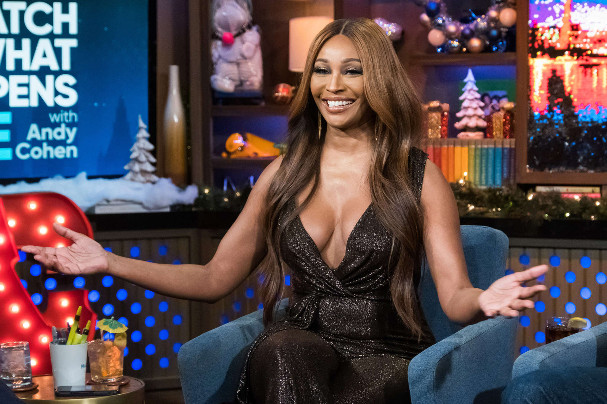 Cynthia Bailey Commemorated Her Grandma, Frankie Mae Ford - Check Out The Emotional Message She Shared