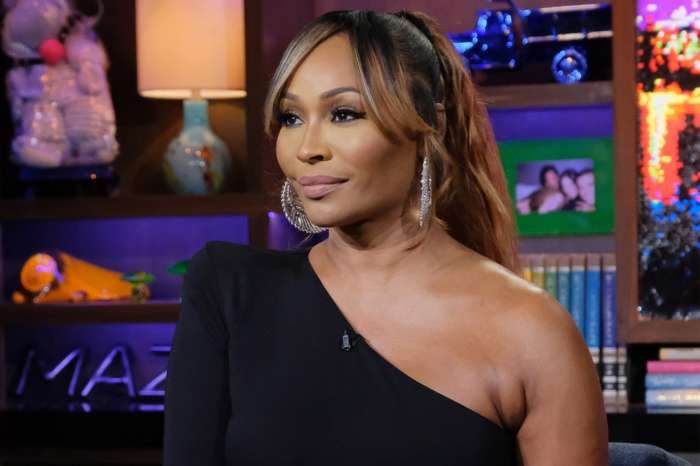 Cynthia Bailey Takes A Walk With Mike Hill And Addresses Fans During This Stressful Crisis - See The Video