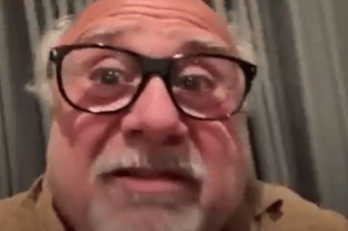 Danny DeVito Asks Everyone In New York To Stay Home In Coronavirus PSA — Watch Video