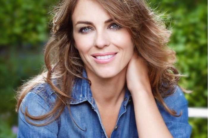 Elizabeth Hurley Flaunts Her Curves In Mesmerizing Pictures And Gives Away The Secrets To Having A Flat Tummy And Perfect Cleavage At 54