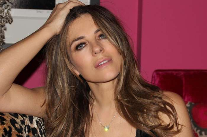 Elizabeth Hurley, 54, Is Hypnotizing In New Photo Where She Is Wearing A Body-Hugging Little Black Dress That She Bought In 2005