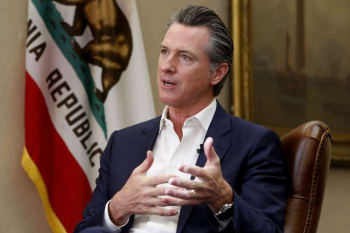 Gavin Newsom Issues An Order For All 40 Million Californians To Stay At Home Due To The Coronavirus Or Face A Fine